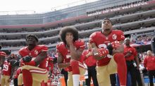 Two of Colin Kaepernick's 49ers teammates won't continue anthem protest in 2017