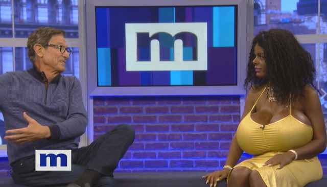 The Best Thing About Former White Womans Maury Sit-Down Is The Black -3439
