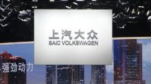 SAIC VW starts work on $2.5 billion China plant in Audi pivot
