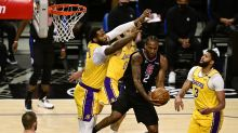 NBA playoff tracker: Lakers slide one step closer to the play-in tournament