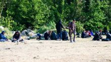 Calais: 'Dogs are allowed in cars here, but refugees are not'