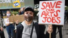 Arts bailout delay leaves jobs at risk in UK and theatres on brink of ruin