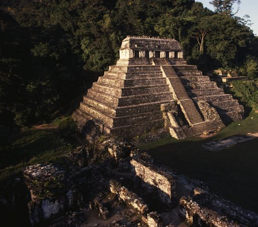 Archaeologists Discover Water Tunnel Under Ancient Mayan Site of Palenque in Mexico