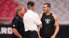 Mayock: Gruden and Las Vegas are two big advantages for Raiders in free agency; couldn't be happier with Carr