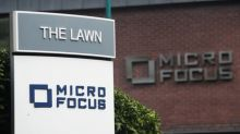Micro Focus shares tumble 34% after revenue warning