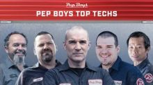 'Top Techs' Awarded at Pep Boys