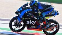 Moto - Moto3 - France - GP de France: doublé italien en Moto 3, Vietti devant Arbolino