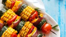 Fire Up the Grill and Make Summer Sizzle With Healthy Tips and Plant-Forward Menus