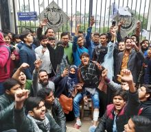 India citizenship law protests spread across campuses