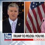 Hannity: Trump calls Pelosi a 'third-rate politician'