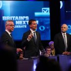 Tory leadership debate: Jeremy Hunt attacks Boris Johnson for skipping TV hustings