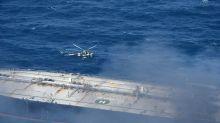 Fire on oil tanker off Sri Lanka extinguished after 3 days