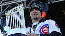 Why the Cubs' championship – and his Disney moment – meant so much to Javier Baez