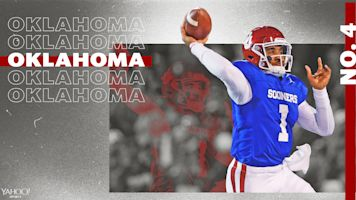 What can Hurts do in Riley's Oklahoma offense?