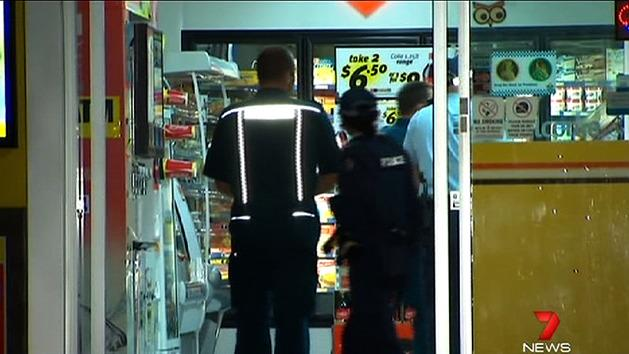 Woman slashed in armed robbery