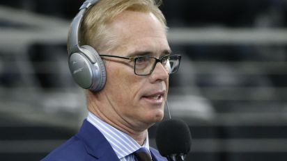 You cannot hide from Joe Buck this week