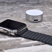 The Diskus is the first Apple-approved Watch charging cable
