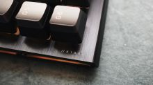 Corsair did its best, but I still dislike opto-mechanical keyboards
