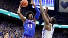 Kansas' strength, Kentucky's weakness coincide in blue-blood showdown