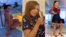 """Zilu virou """"blogueirinha"""": ela faz dancinhas, exibe looks e a vida luxuosa em Miami"""