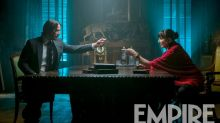 First look at Anjelica Houston as 'The Director' in 'John Wick 3'