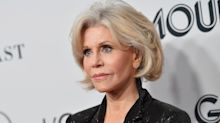 Jane Fonda, 82, says she has no time for sex: 'I've had so much of it'