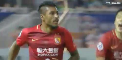 VÍDEO: El doblete de Paulinho