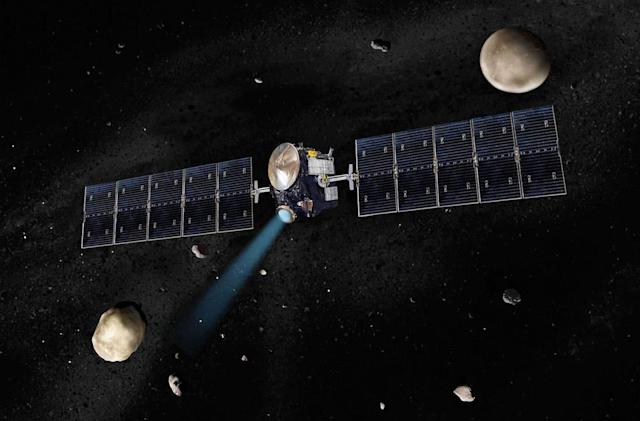 NASA says goodbye to its Dawn spacecraft after 11 years of service