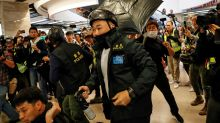 Investors pull $5bn from Hong Kong as protests continue