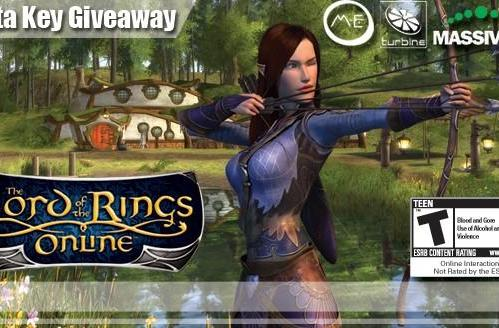 We've got your key for The Lord of the Rings Online F2P beta test!