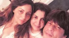 Farah Khan wishes Gauri Khan on her birthday with this ADORABLE picture