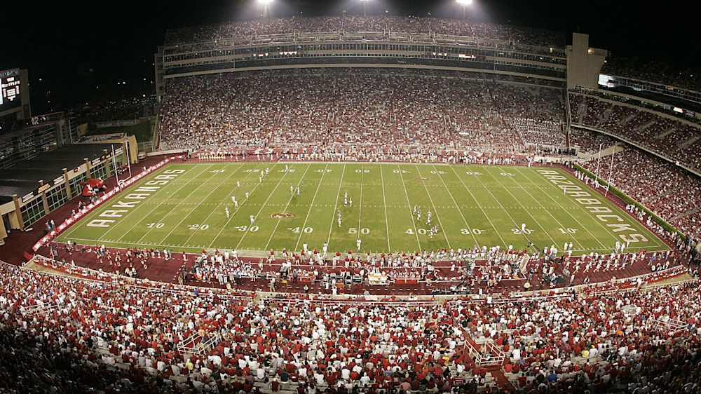 Guns not allowed in Arkansas sporting events after SB 724 passed