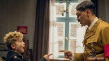 """Oscar 2020: """"Jojo Rabbit"""", el polémico filme sobre un niño que tiene a Adolf Hitler como amigo imaginario"""