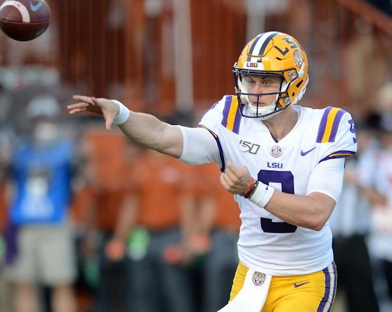 timeless design 62620 52705 Is Joe Burrow the Quarterback LSU Has Been Waiting For?