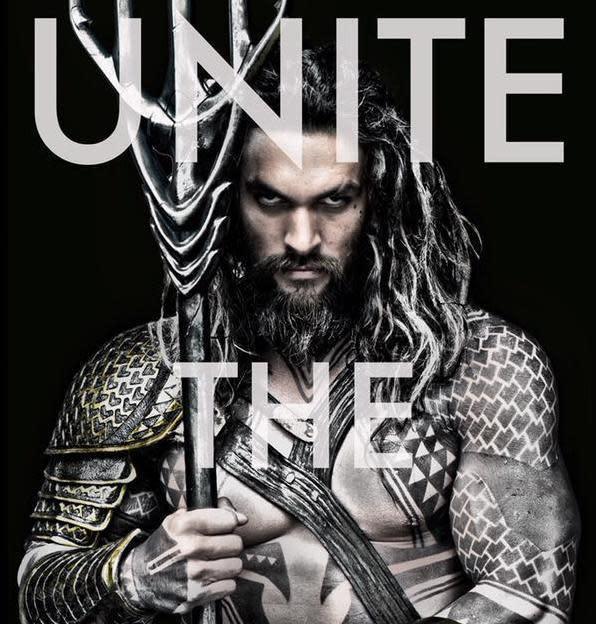 Jason Momoa Zack Snyder Changed Aquaman Look: Your First Look At Jason Momoa As Aquaman