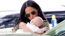 Baby Archie given a South African name during royal tour