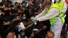 Germany lambasts 'shameful' handling of migration by EU