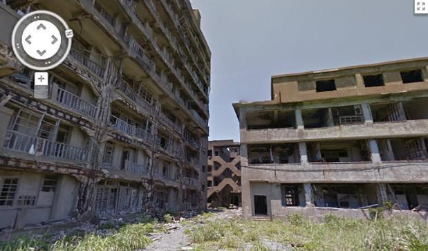 Dead island that inspired Skyfall comes to Google Street View (video)