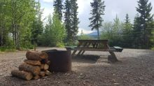 'People everywhere': Physical distancing takes a holiday at some Yukon recreation spots