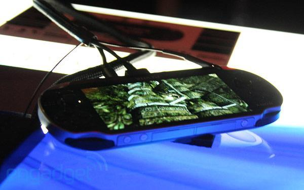 Sony's PlayStation Vita: first hands-on impressions