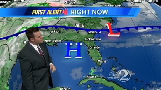 Sunday Outlook: Sunny, Beautiful Weather Continues