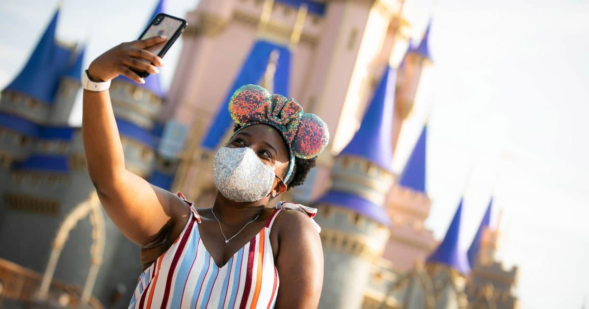 Disney Won't Give You A Pic From Your Ride Without A Mask