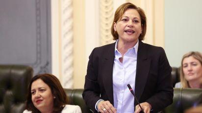 CFMEU boss says Qld deputy premier must go