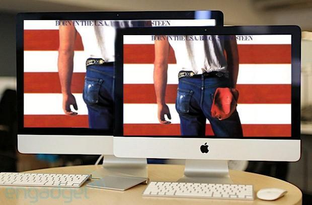 Crank up Springsteen: Apple assembling some of its new iMacs in the USA