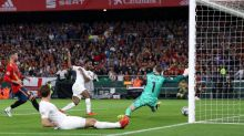 England shock Spain in Nations League
