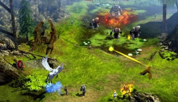 Mytheon site launches with trailer, game to release in Q1 2010
