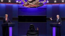 Présidentielle américaine: moins d'insultes, plus de propositions... Ce qu'il faut retenir du dernier débat entre Donald Trump et Joe Biden
