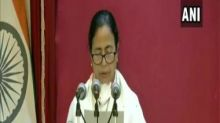 Mamata Banerjee takes oath as West Bengal CM, says will tackle post-poll violence with 'firmness'