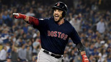 World Series MVP Steve Pearce returning to Red Sox in 2019