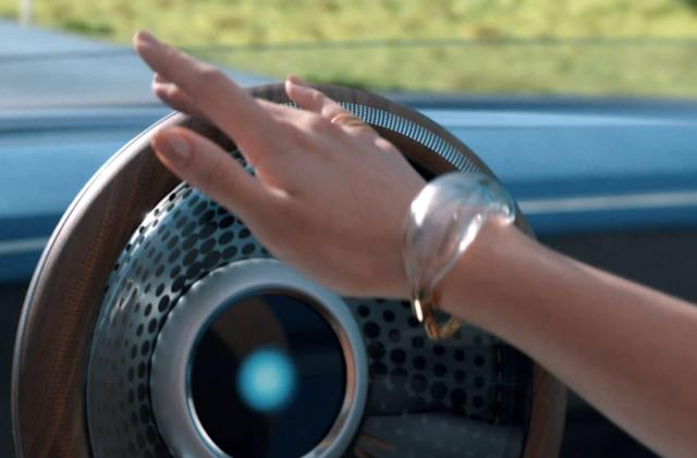 Honda's new steering wheel is built for cars that can drive themselves
